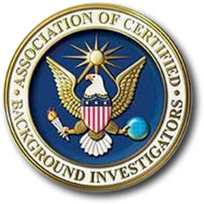 Association of Certified Background Investigators Lapel Pin